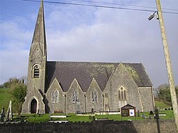 St Margaret's Church of Ireland, Clabby - geograph.org.uk - 303773.jpg