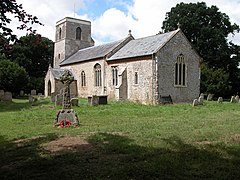 St Mary's Church, Itteringham - geograph.org.uk - 205577.jpg