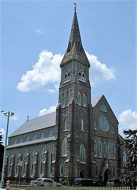 image illustrative de l'article Cathédrale Sainte-Marie de Fall River
