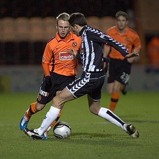 Lee Mair British footballer