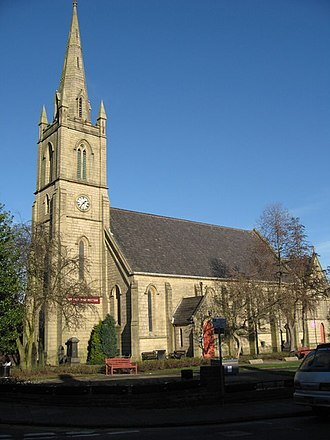 Ramsbottom - Image: St Pauls Church Ramsbottom geograph.org.uk 320478