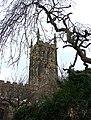 St Peter's Church Tower, Wolverhampton - geograph.org.uk - 671352.jpg