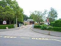 St Peter's Church of England First School, Marchington - geograph.org.uk - 198853.jpg