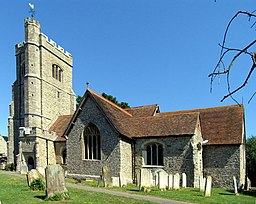 St Peter and St Paul, Charing, Kent - geograph.org.uk - 327660.jpg