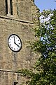 St Peters Church, Church Tower Clock - geograph.org.uk - 1544264.jpg