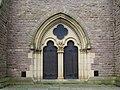 St Walburgh Catholic Church, Preston, Doorway - geograph.org.uk - 746303.jpg