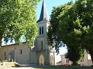 Saint-Barthélemy-de-Bussière Commune in Nouvelle-Aquitaine, France