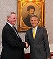 Staatssekretär Lopatka trifft russischen Vizeaußenminister Titow (8695939984).jpg