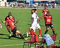 Stade rennais vs USM Alger, July 16th 2016 - Henrique Bouderbal Baal.jpg
