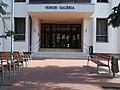 Stadtgalerie, Eingang, 2021 Csongrád.jpg