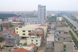 Xianning Prefecture-level city in Hubei, Peoples Republic of China