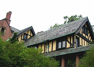 Stan Hywet Hall and Gardens - Image: Stan Hywett Hall