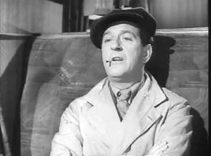 Passport to Pimlico - Stanley Holloway in 1944