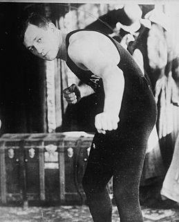 Stanley Ketchel American boxer
