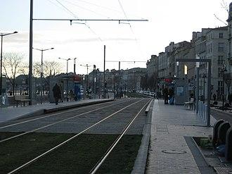 Station Chartrons (Tram de Bordeaux) - Station Chartrons