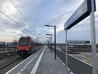 Waddinxveen Triangel railway station