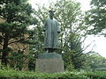 Statue of Shigenobu Okuma.jpg