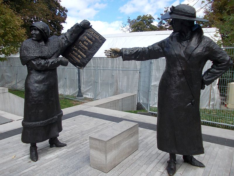 File:Statue of The Famous Five (part).JPG