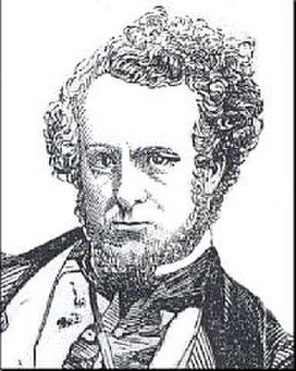 London 1851 chess tournament - Howard Staunton