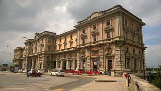Cuneo railway station