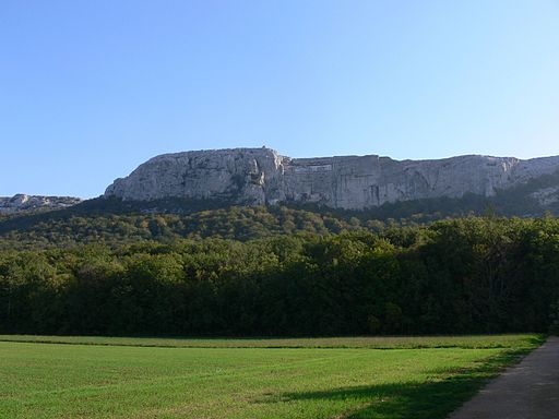 Massif de la Sainte-Baume (versant Nord)