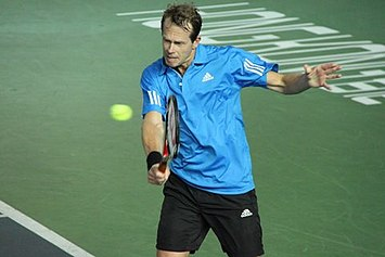 Stefan Edberg won the US Open and was elected Player of the Year