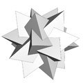Stellation icosahedron Ef1d.png