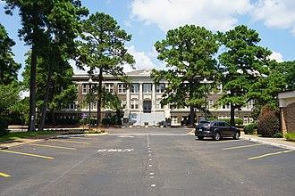 Stephen F. Austin State University - Image: Stephen F. Austin State University August 2017 04 (Austin Building)