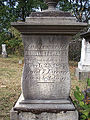 Stewart (Samuel), Bethany Cemetery, 2015-10-09, 01.jpg