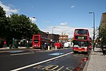 Stockwell: Clapham Road,