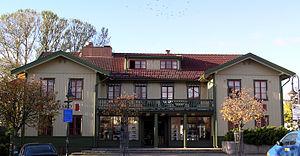 Jessheim - Image: Storgata 7 Jessheim