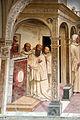 Storie di s. benedetto, 13 sodoma - Come Benedetto libera uno monaco indemoniato percuotendolo 02.JPG