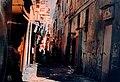 Strait street, Valletta, 1980.jpg