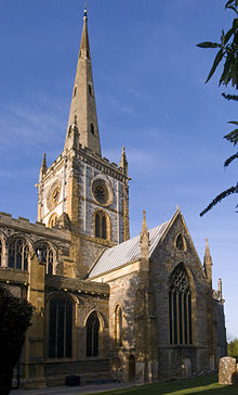 Stratford upon Avon church SW.jpg