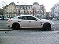 Streetcarl Porsche panamera matte white (6500799047).jpg