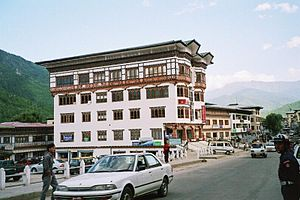 Streetlife in Thimphu-Buthan-feve.jpg