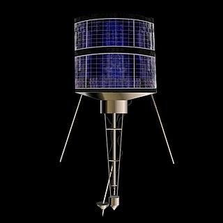 Kosmos 2251 Russian Strela-2M satellite