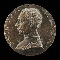Filippo Strozzi, 1428-1491, Florentine Merchant-Prince [obverse]