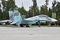 Sukhoi Su-27UB '17 red' (37514194274).jpg