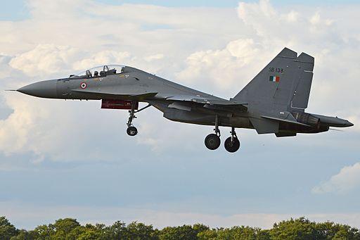 Sukhoi Su-30MKI-3 'SB 138' (20311901620)