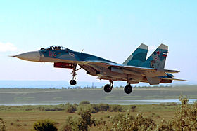 Image illustrative de l'article Soukhoï Su-33