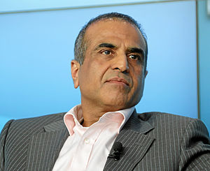 Sunil Mittal - Sunil Bharti Mittal at the World Economic Forum in Davos, 2013