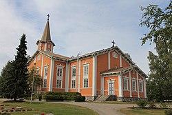 Suonenjoen kirkko - Ferdinant Öhmann, 1865 - Asemakatu 13 - Suonenjoki - 1.jpg