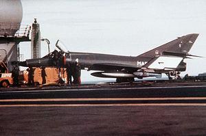 Super Étendard aboard Foch (R99) off Lebanon 1983.JPEG