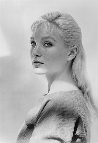 Orion (Star Trek) - Susan Oliver (pictured in 1958) portrayed the first Orion slave girl seen on screen.