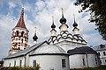 Suzdal. Saint Antipas Church and Saint Lazarus Church.jpg