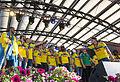 Sweden national under-21 football team celebrates in Kungsträdgården 2015-27.jpg