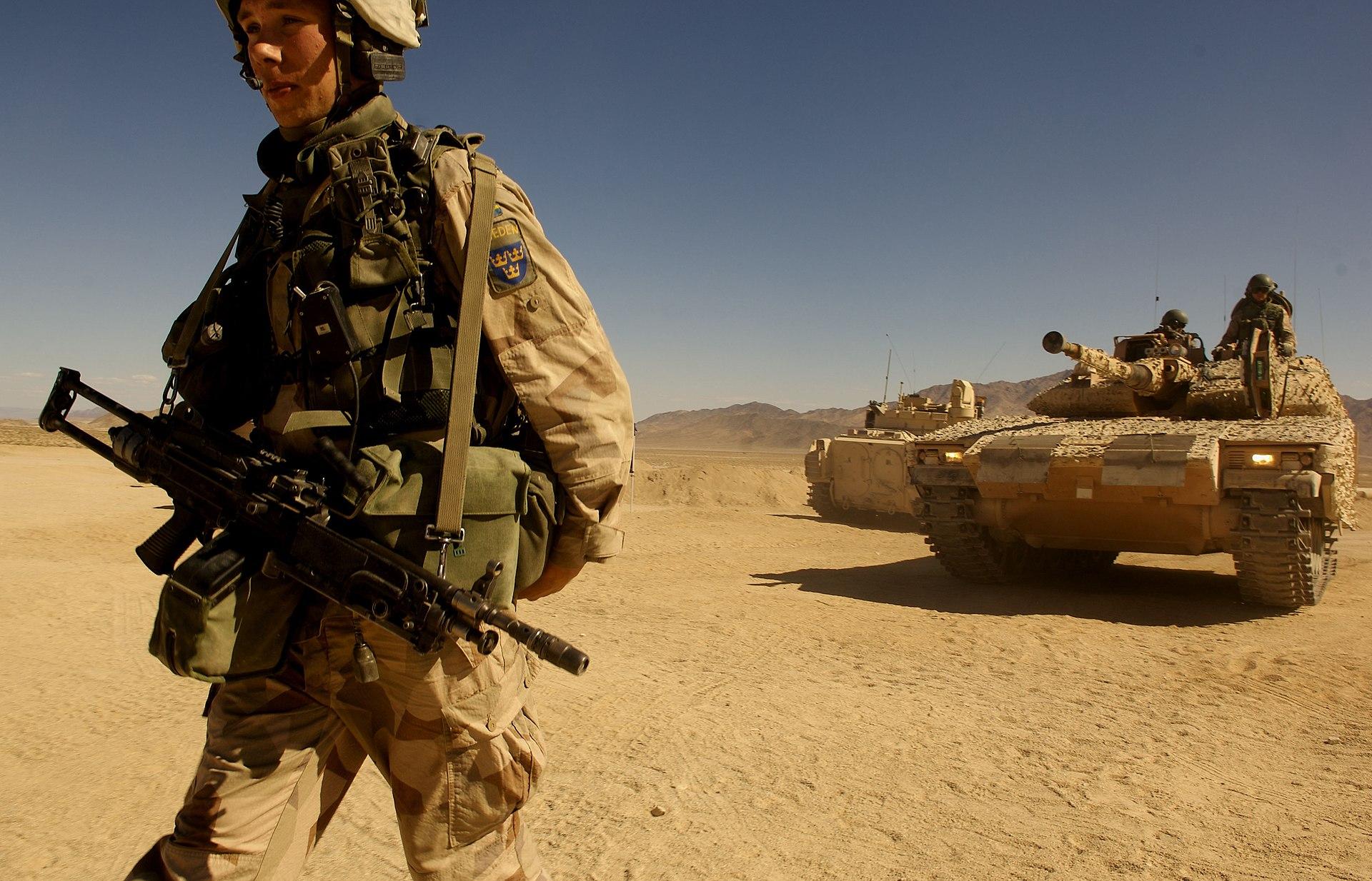 Swedish Military Uniform - Wikipedia