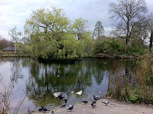 Sydenham Wells Park - Image: Sydenham Wells Park