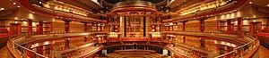 Symphony Hall, Birmingham - Symphony Hall Interior